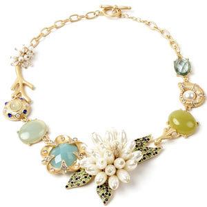 *NWT* Amrita Singh Tuberose Necklace